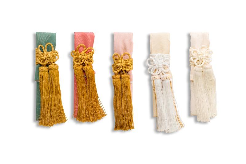 結婚式の和装小物:懐剣