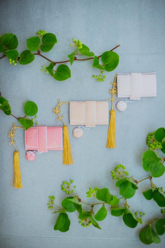 結婚式の和装小物:筥迫