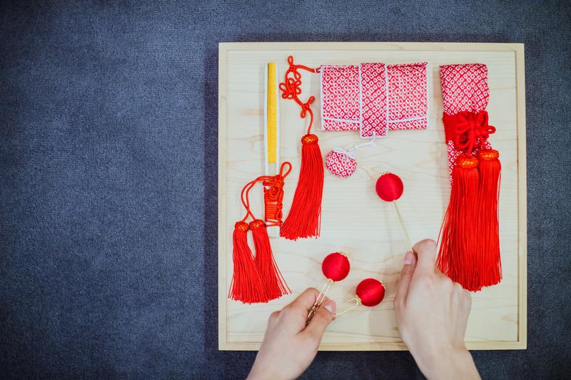 花嫁きもののいろは:和装小物編