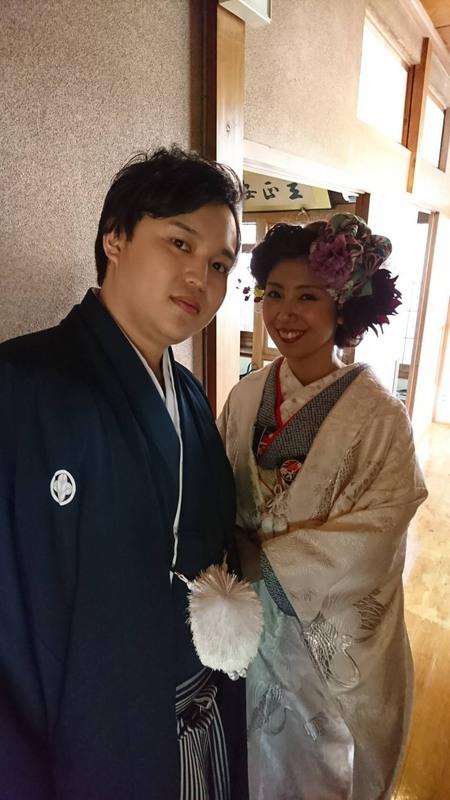 長遠寺にて挙式をされた和装花嫁さまをご紹介いたします(白無垢)