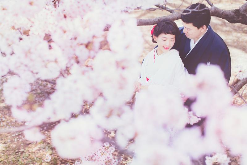 結婚式の前撮りにCUCURUのフォトプラン
