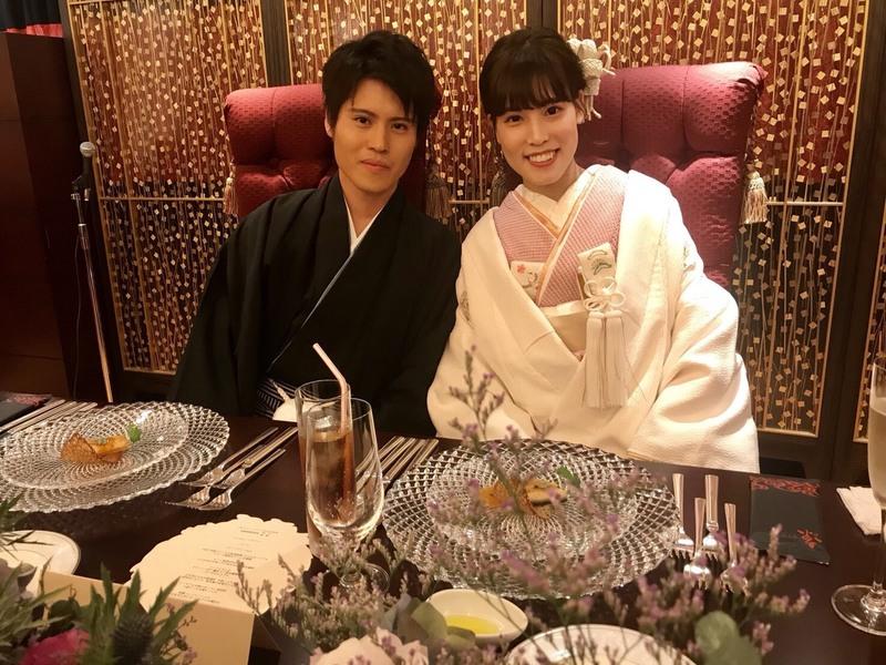 東郷神社にて挙式をされた和装花嫁さまをご紹介いたします(白無垢・綿帽子)