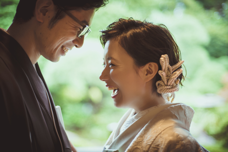 笑顔が素敵な先輩花嫁さま。前撮りにCUCURUフォトプランをお選びくださり、ありがとうございました。
