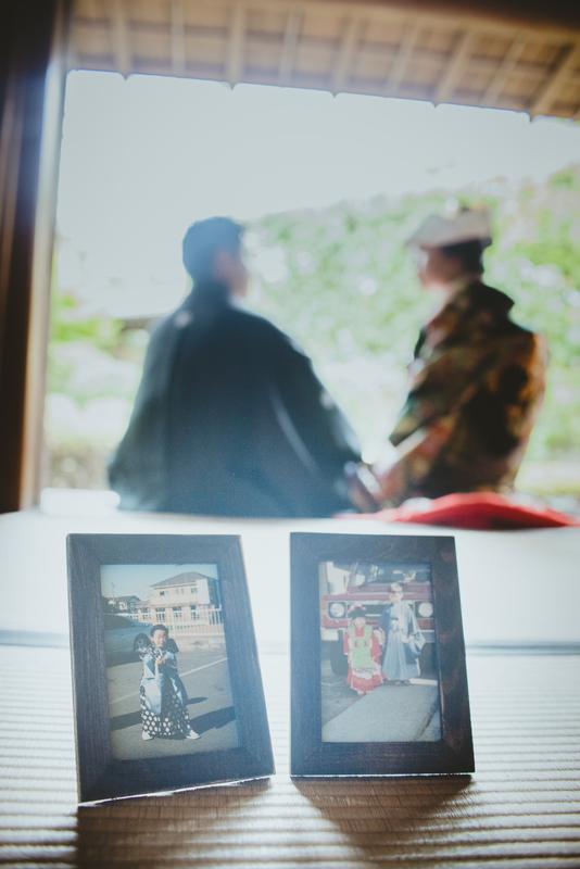 CUCURUフォトプランで撮影された和装花嫁さまをご紹介いたします(白無垢・色打掛):和装前撮り