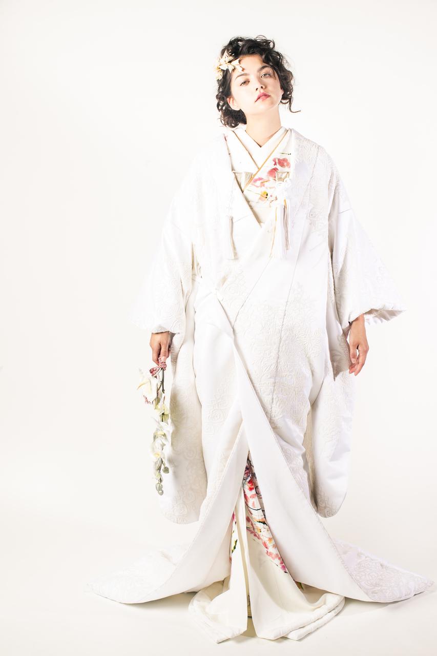 『相良刺繍アラベスク』